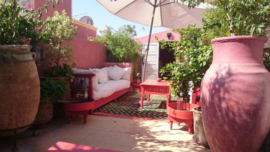 riad la terrasse des oliviers picture of riad la terrasse des oliviers marrakech tripadvisor. Black Bedroom Furniture Sets. Home Design Ideas