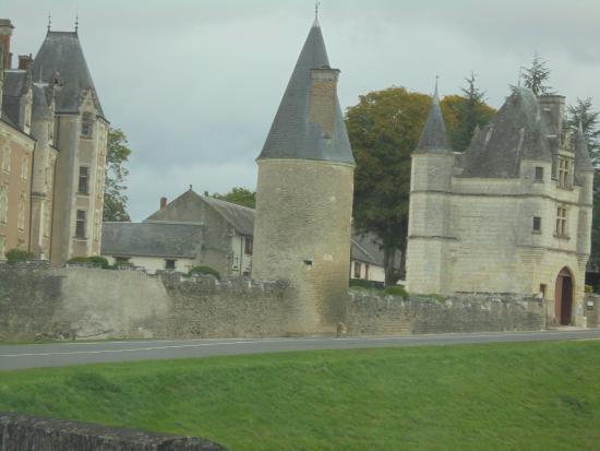Cere La Ronde, Francia: une des différentes vues