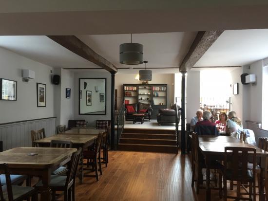 The Dragon Hotel: Bar/Lounge