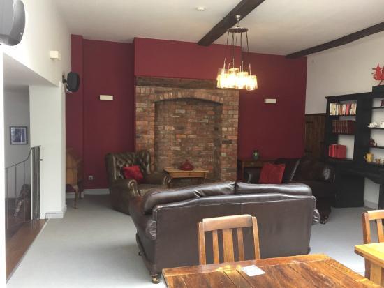 Montgomery, UK: Lounge
