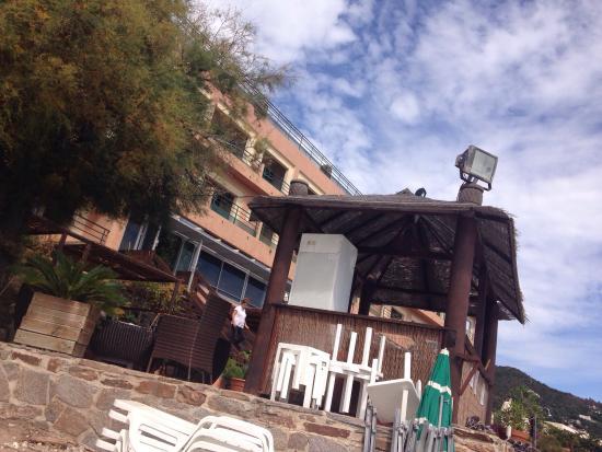 picture of hotel ibersol cavaliere sur plage le lavandou tripadvisor. Black Bedroom Furniture Sets. Home Design Ideas