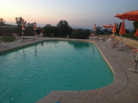 La Leopoldina : Pool