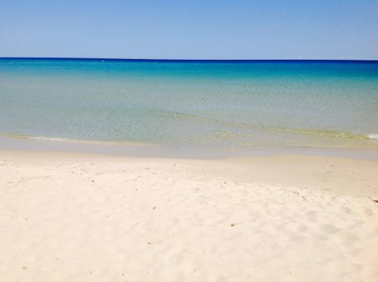 Spiaggia costa rei foto di eos village muravera tripadvisor - Spiaggia piscina rei ...