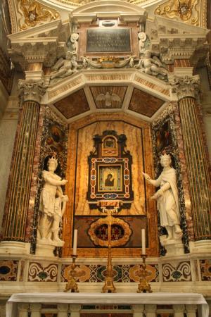 Spoleto, Italia: Cappella del Bernini