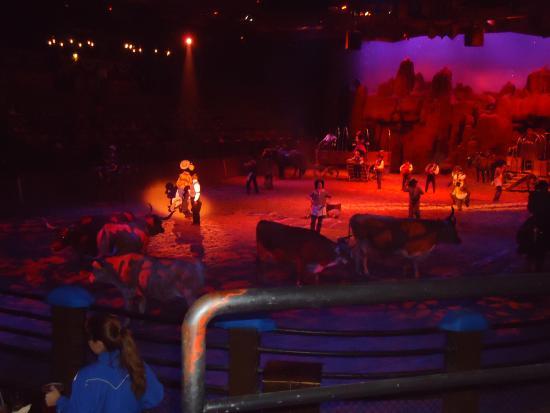 La Légende de Buffalo Bill...avec Mickey et ses amis ! : Buffalo Bill wild west show