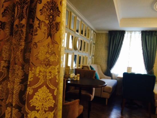 Renomme: ресторан в отеле