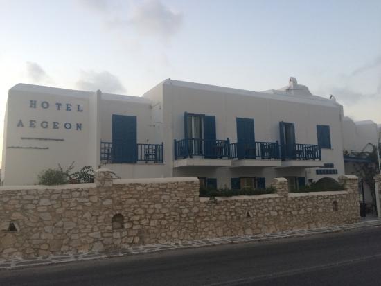 Hotel Aegeon Paros : photo0.jpg