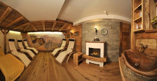 Garni Hotel Concordia: Ruheraum