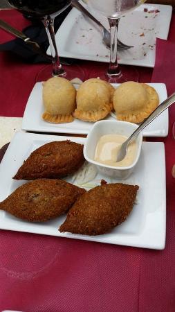 Beirut Cocina Libanesa: Seconda portata