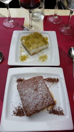 Beirut Cocina Libanesa: Dolci