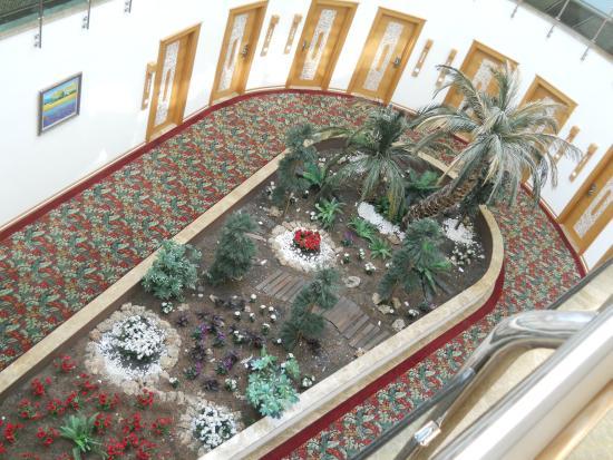 Saphir Hotel: Lobby on the Villa deluxe