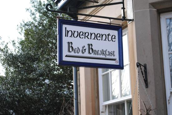 Invernente Bed & Breakfast: Welcome to Invernente