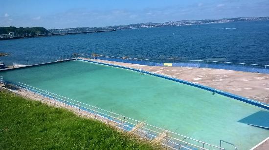 outdoor pool brixham picture of south west coast path brixham breakwater brixham tripadvisor