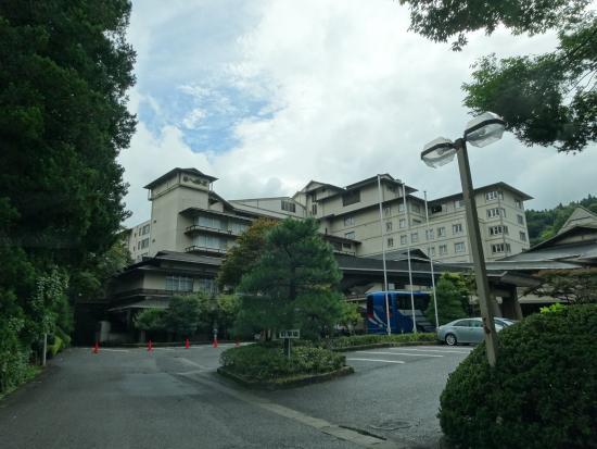 Ishikawa-machi, اليابان: ホテル外観