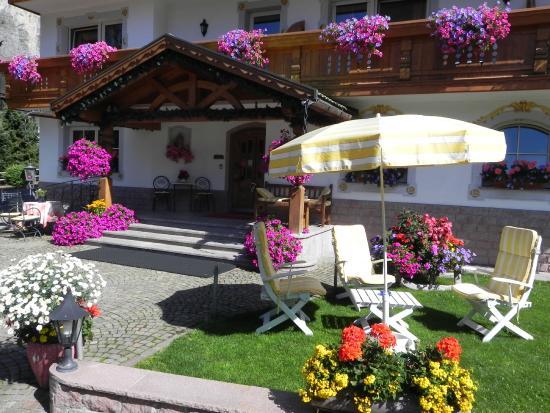 Garni Hotel Concordia: Eingangsbereich