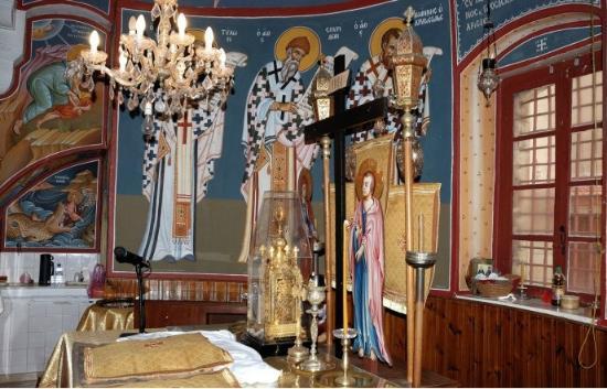 Ιερός Ναός Αγίων Ανδρονίκου Και Αθανασίας