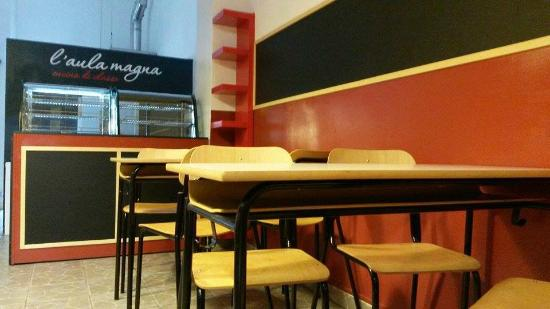L\'aula - Picture of L\'aula Magna Cucina Di Classe, Turin - TripAdvisor