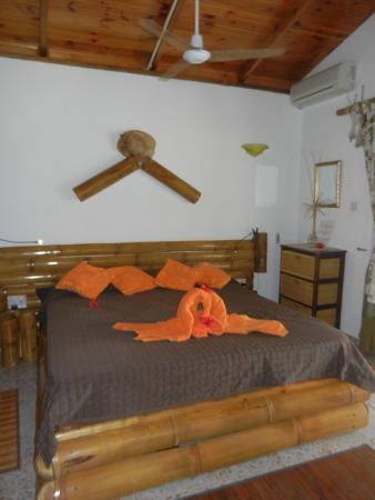 Beau Bamboo Guesthouse: Chambre à l'étage