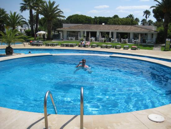 Balaia Golf Village: Deep pool.