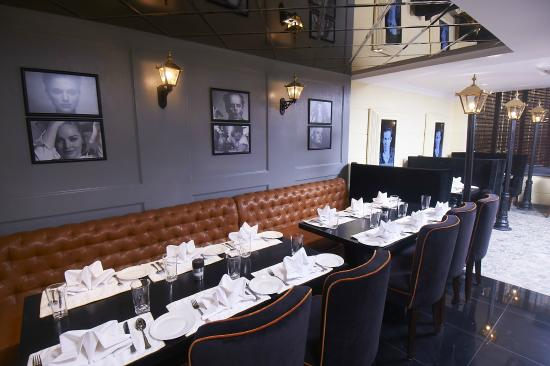 Restaurant Seating - The California Boulevard - Gurgaon