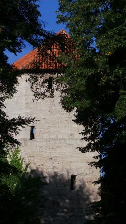 Muhlhausen, Germany: Stadtmauerturm