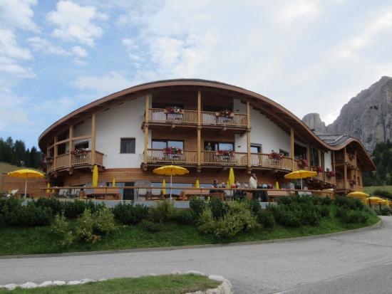 Hotel Chalet Gerard: Vista dello Chalet
