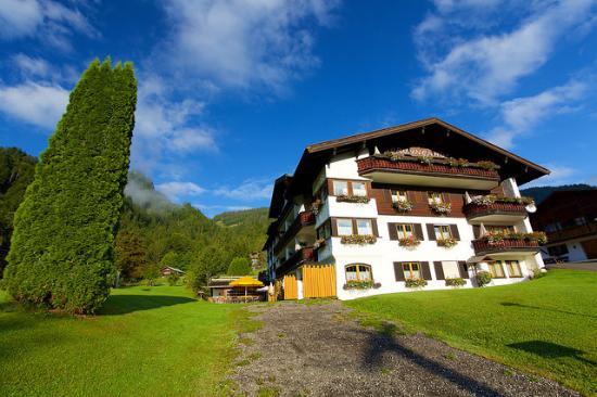 Ferienappartements Wellfit Brunnenhof: Oberstdorf Brunnenhof apartment hotel