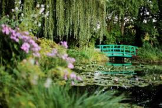 Monet 39 S Garden Giverny France Picture Of Claude Monet