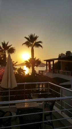 Mer-Can Story Apart Hotel: uitzicht vanaf balkon