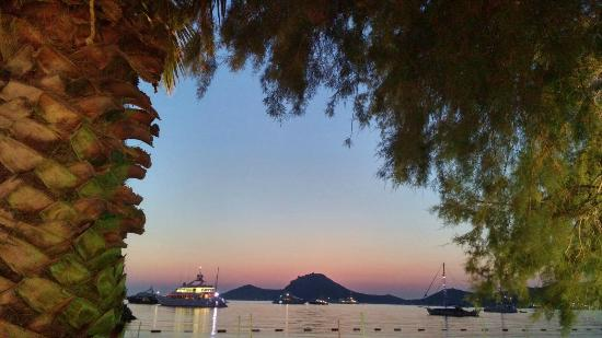 Mer-Can Story Apart Hotel: uitzicht vanaf terras