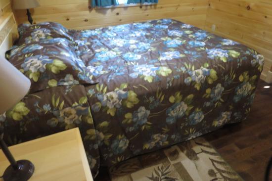 Fairways Cottages: Schlafzimmer 2