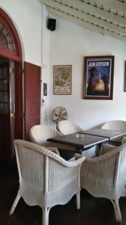 Royal Bar & Hotel: Sehr hübsch eingerichtet im kolonial Stil