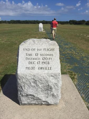 Wright Brothers National Memorial: Wright Bros Memorial