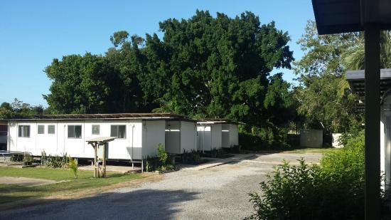 Bororen, Australien: Small campground