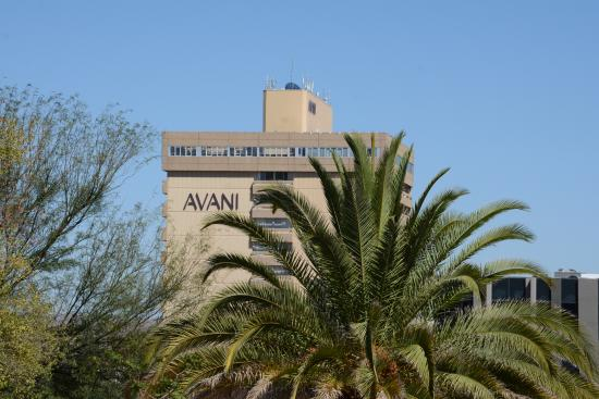 Kalahari Sands Casino : Its now called the Avani