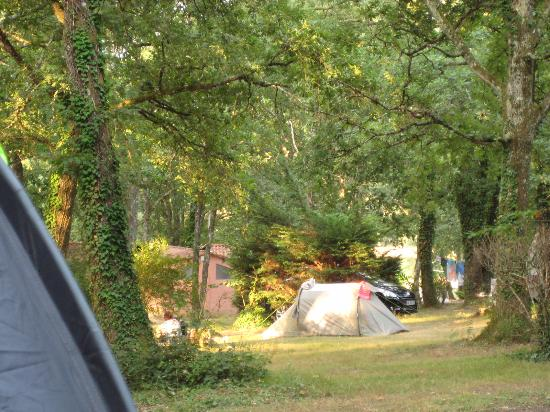 Camping d'Orpheo Negro: pitches