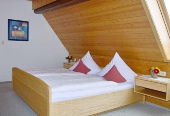 Deggenhausertal, Alemanha: unser Zimmer