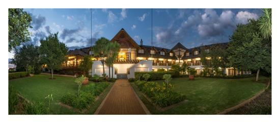 Vanderbijlpark, South Africa: Emerald Resort & Casino Hotel