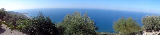San Mauro Cilento, Italy: Panoramica vista stanza