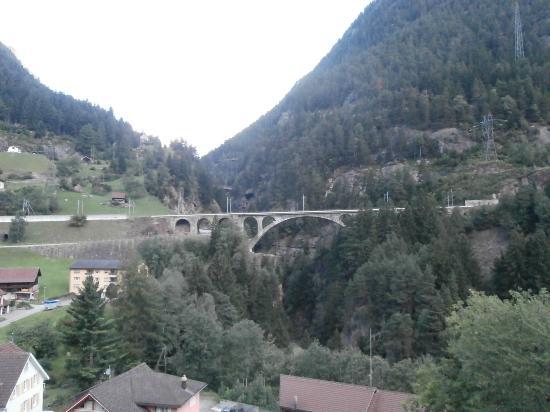 Hotel Gerig: Railway