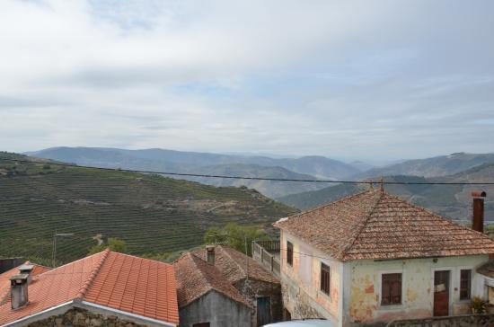 Carrazeda de Anciaes, Portugal: Room view