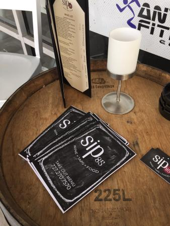 Sip85 Wine + Taps + Food