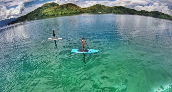 Picture Of Coron Underwater Garden Resort Coron Tripadvisor