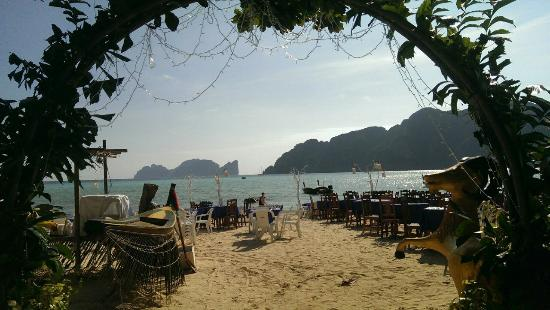 Bay View Resort : Phi Phi Bayview Resort
