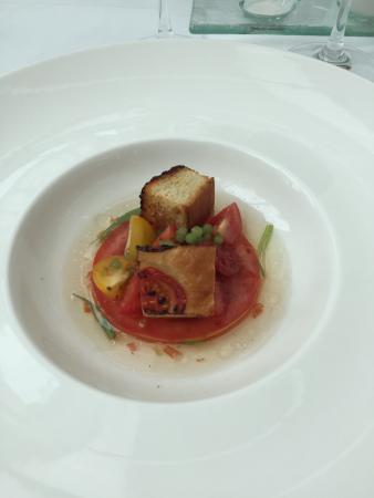 Restaurants Schoengruen: Tomate