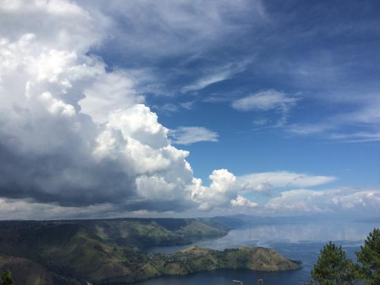 Merek, อินโดนีเซีย: View from our room