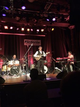 Nasjonal Jazzscene Victoria