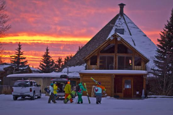 Teton Teepee Lodge 사진