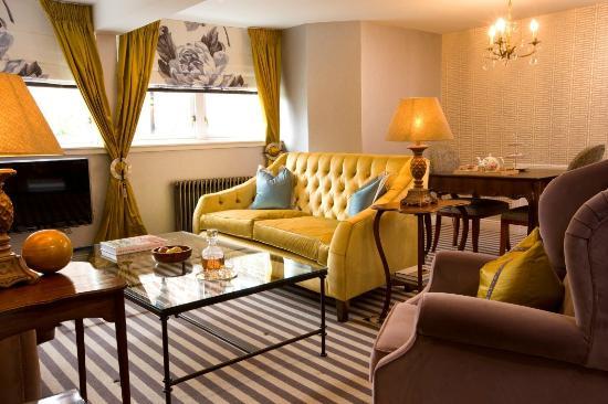 The Torridon: 1887 suite lounge