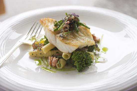 The Torridon 1887 Restaurant: Fish dish
